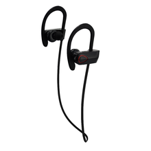 Multi-functions cheap wireless headphone RU9 ear hook lightweight sport bluetooth earphone