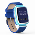 Real GPS WiFi LBS Tracker Kids Smart Wrist Watch for GPS GPRS GSM System with Two Way Communication