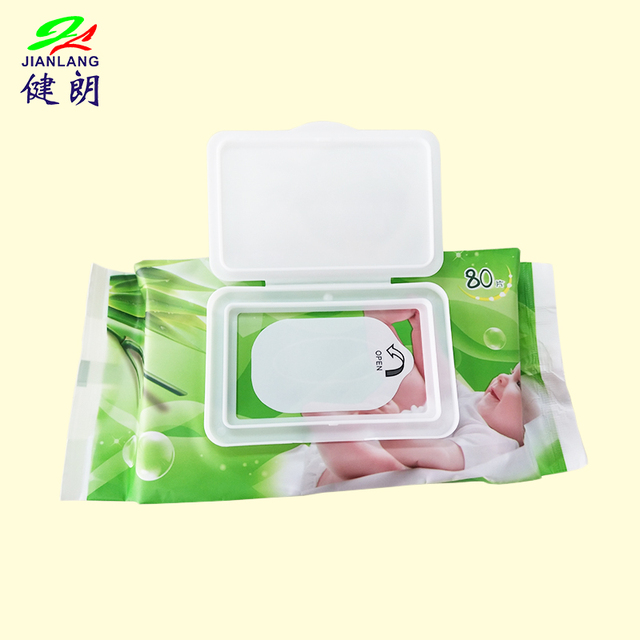 magical wet tissue paper towel wipes hand skincare car hygienic towelette plastic wet wipe lid