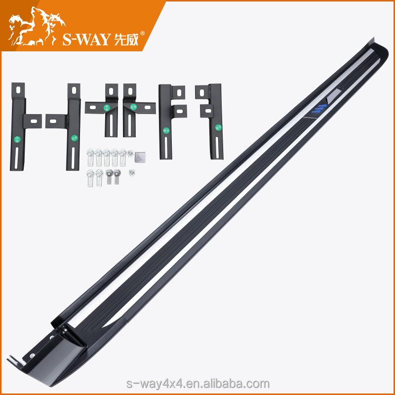 popular running board brackets for side step qashqai accessories