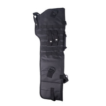 Tactical Rifle Scabbard Molle Rifle Sling bag for Hunting