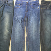 XT wholesale used jeans at the lowest price