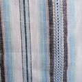 linen yarn dyed fabric 11SX11S 44X42