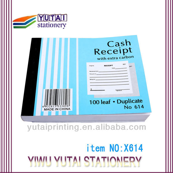 Dup carbonless customized dollar bill printing cash dollar bill