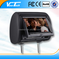 "7"" toyota headrest dvd player"