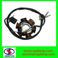 100CC,C100-6 poles CDI DC scooter/motorcycle ignition coil magneto stator coil