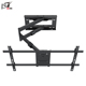 180 Degree Swing LCD TV Mount Bracket With Super Long Extension Arm