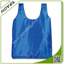 Yiwu Stocklot Market Polyester Folding Shopper Bag