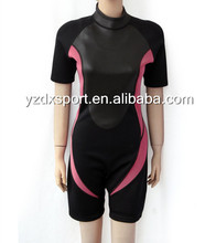 Custom waterproof neoprene scuba diving wetsuit