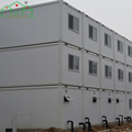 Factory hot sales labor camp manager prefab container homes house