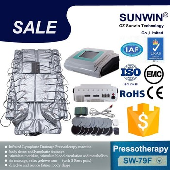 presoterapy ems weight loss and wrinkles machine fda