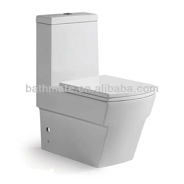 China wholesale sanitary ware washdown one piece toilet/washdown toilet