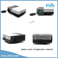 1200 Lumens Big Discount Newest 2015 LED Mini Video LCD 1080P 3D Home Theater Projector Full HD Proyector Beamer mini Projetor