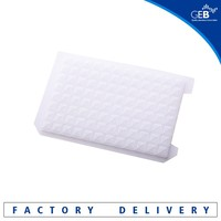 96 Well PCR silicone plastic Sealing mates GEB