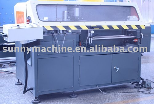 Aluminum Window Machine / Corner Connector automatic cutting saw