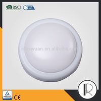 901322 Factory price round shape high quality new design ip44 microwave sensor 18W 36w ceiling led panel lightings