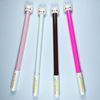 Office Gel Ink Pen Cute Cat Kitty 0.5mm Black Ink Gel Pen Set Kid Holiday Birthday Gift Back to School Essential Decoration