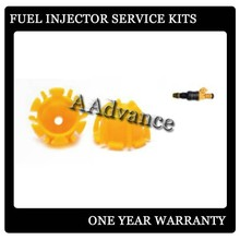 Aftermarket Injector Pintle Caps Yellow For BMW Cars