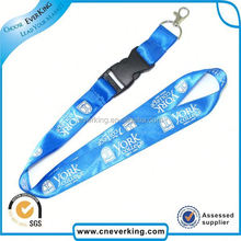client custom various design lanyard for school