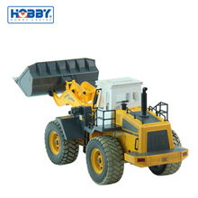 On-Scale 1:14 RC Construction Wheeled Loader Truck With 3 Channels