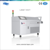 laser cleaning metal machines have 30w portable, 300w and 500w stationary types