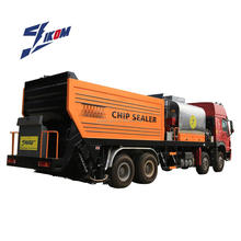 Asphalt Synchronous Chip Sealer