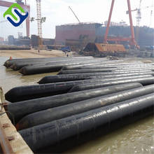 Ship rubber floating barge lifting boat rubber airbag