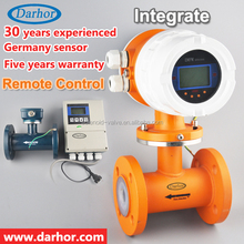 DH1000 economical measuring small rate water flow meter flow sensor