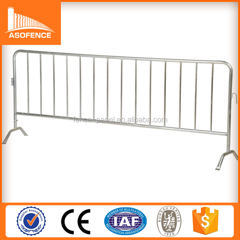 American market hot sale galvanized steel highway/bridge/road/street safety crash barrier fence(direct factory)
