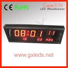 alibaba cn Ganxin remote led electronic countdown timer With CE ROHS