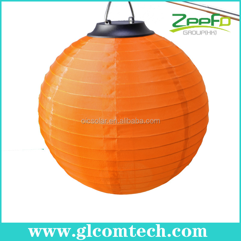 portable 0.3W high power led camping lantern with solar