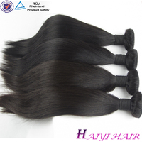100% Human Hair Never Tangle and No Shedding brazilian mink hair weave