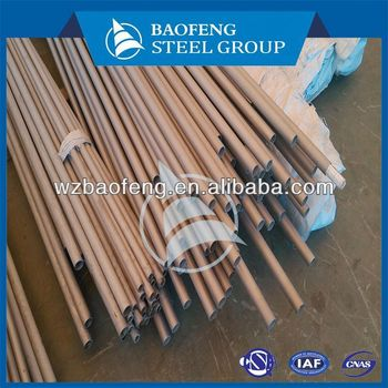 Very Durable Seamless 2205 Duplex Stainless Steel Tubes