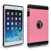 Newest Come out Hot Sale Slim Armor TPU+PC Hybrid Case For ipad mini