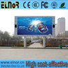 Outdoor advertising steel cabinet P20 waterproof led video wall panel