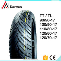110/90-17 120/80-17 motorcycle tire , manufacturer price 2.75-17 3.00-17 3.00-18 motorcycle tubeless tire