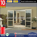 Good Quality Aluminum hinges/casement/swing window Door for garden/balcony