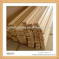 Wooden Decorative Pine Molding/Pine molding/Wooden molding