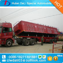 40MT tri axle dump trailer