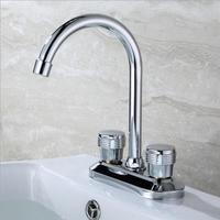 Bathroom Kitchen Sink Cheap Double Hot