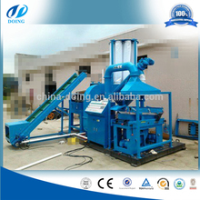 2015 EU standard scrap copper wire granulator