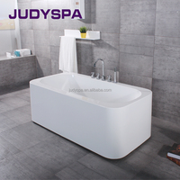 freestanding air massage bathtub