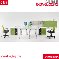 aluminium office partition system