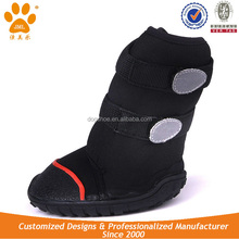 JML wholesale fashion rubber dog boots in reasonable price pet running shoes