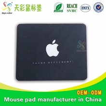 Rectangular Rubber Durable Custom Boob Mouse Pad With Company Logo