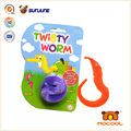 Funny magic worm tricks toy, magic tricks