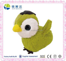 Unique Design Talking Little Bird Plush Animal Stuffed Toy