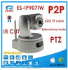 New Unique Housing Robot Wireless IP Camera PTZ Wifi
