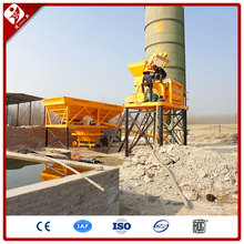Unusual high productivity wet mix macadam plant