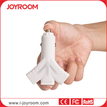 joyroom car charger 3 port usb charger